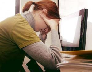 Stress, Überlastung, Arbeitsplatz