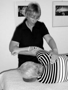 Eutonie Einzelstunde, Behandlung, Therapie