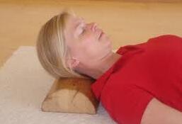 Entspannung für den Nacken