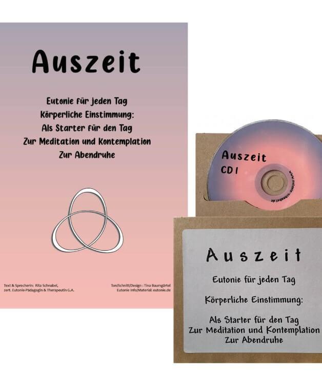 Eutonie CD 1 Auszeit mit Rita Schnabel