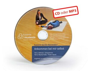 Eutonie CD von Helene Roitinger
